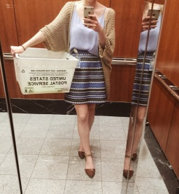 What I Wore To Work This Week: The First Week of Summer