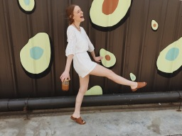 An Avocado Wall + 3 Things