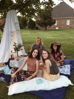 Backyard Picnic Party