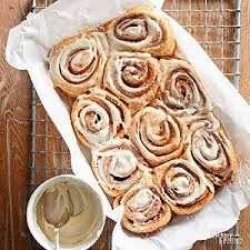 Christmas Morning Cinnamon Rolls Recipe
