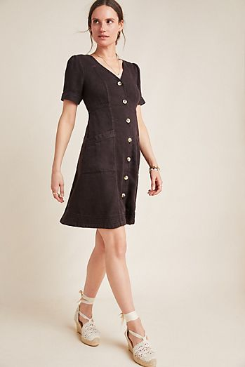 https://www.anthropologie.com/shop/pilcro-button-front-dress?category=sale-dresses&color=001